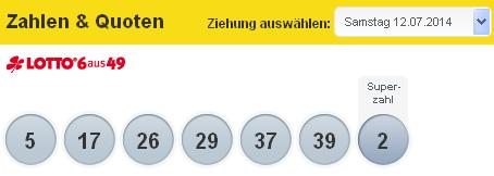 loteria germana-14.07