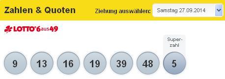 loteria germana-27.09