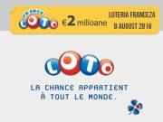 loteria franceza 8 august