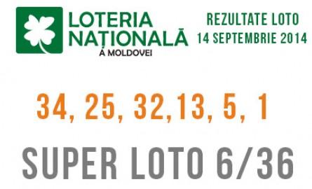 Rezultate loto Moldova 6/36